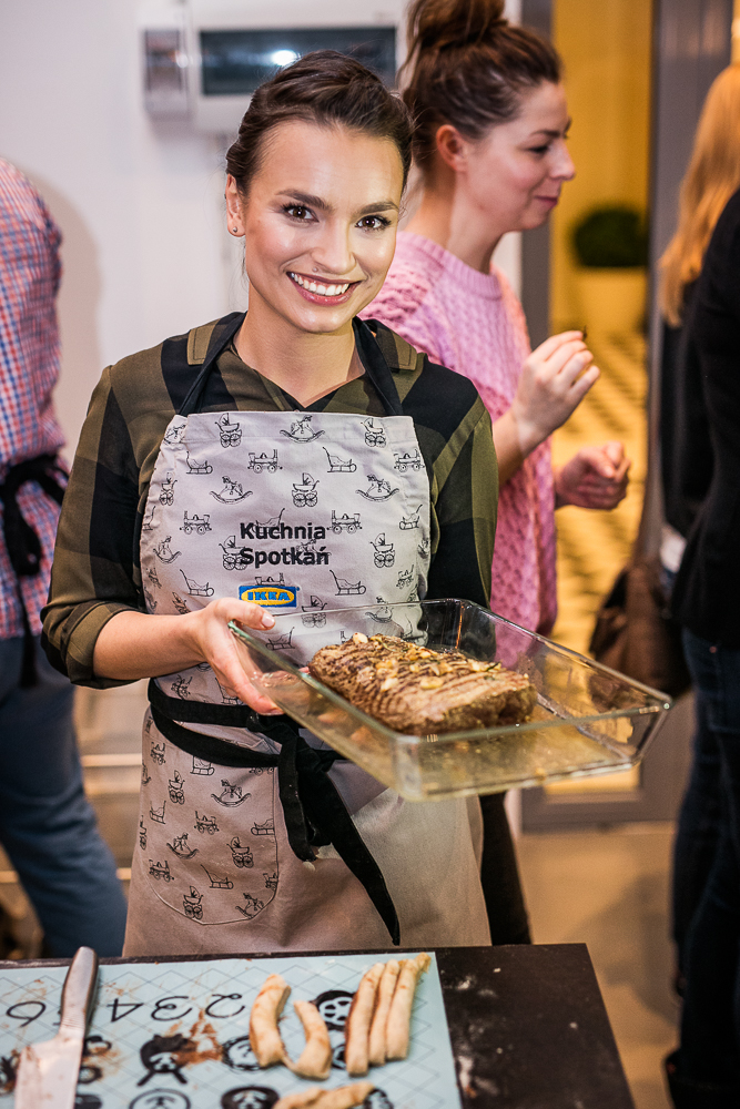 Anna Starmach - Kuchnia Spotkań IKEA
