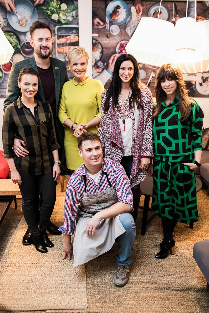 Kayah, Natalia Kukulska, Marcin Prokop, Anna Starmach, Ola Kostka - Kuchnia Spotkań IKEA